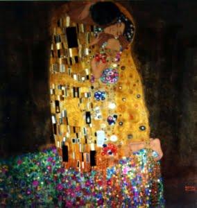 """""""El Beso"""" by Linda Vallejo"""