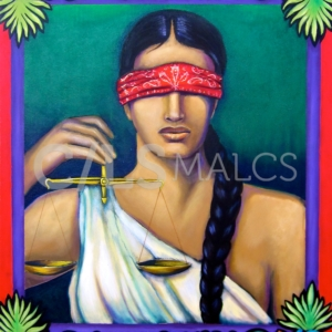 """La Justicia"" by Emily Costello Alt"
