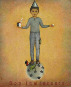 """Soy Inmigrante"" (2010) by Liliana Wilson"