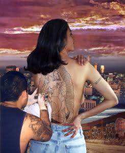 """""""Tattoo"""" by Alma Lopez"""