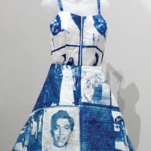 Memorial, 2014, by Annie López